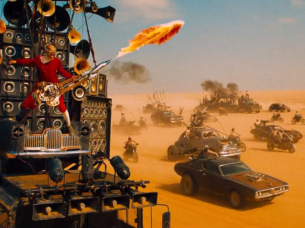 u0026quot;Mad Max: Fury Roadu0026quot;: How cars were made - Business Insider
