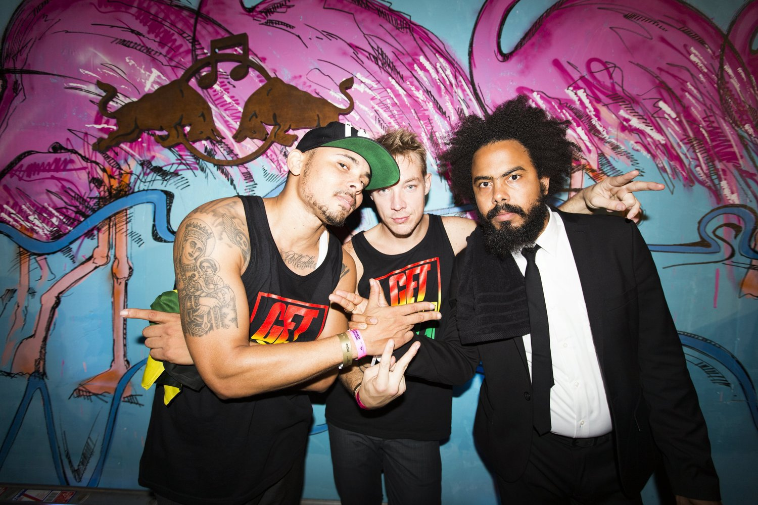 Major Lazer Have Leaked