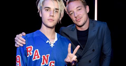 Justin Bieber Collabs With DJ Snake