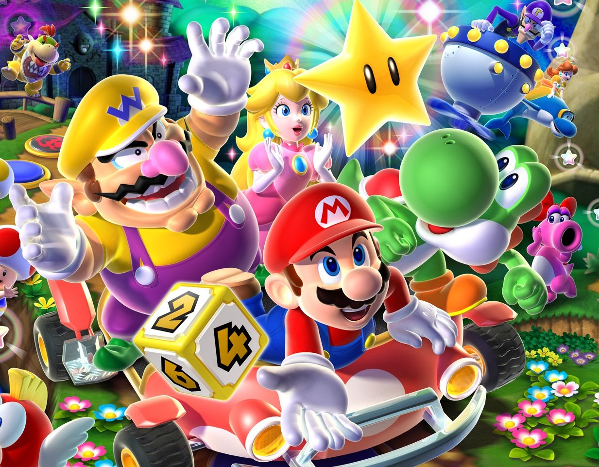 mario party longform story drama nintendo