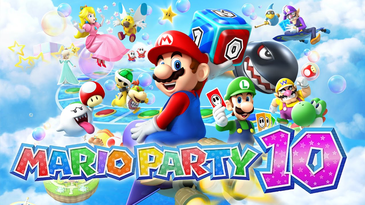 La invitada sorpresa | Ep 03 | Mario Party 10 (60fps)