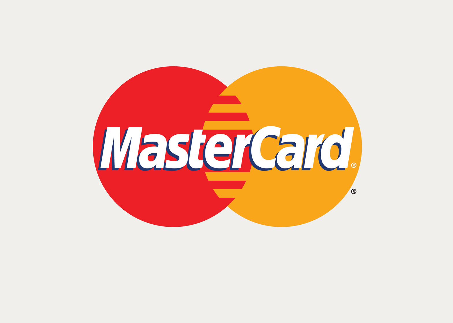 2 of 14; Mastercard Logo redesign by Pentagram