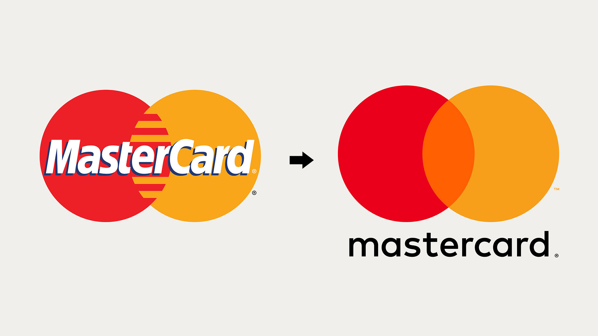MasterCard Explains Its New Logo