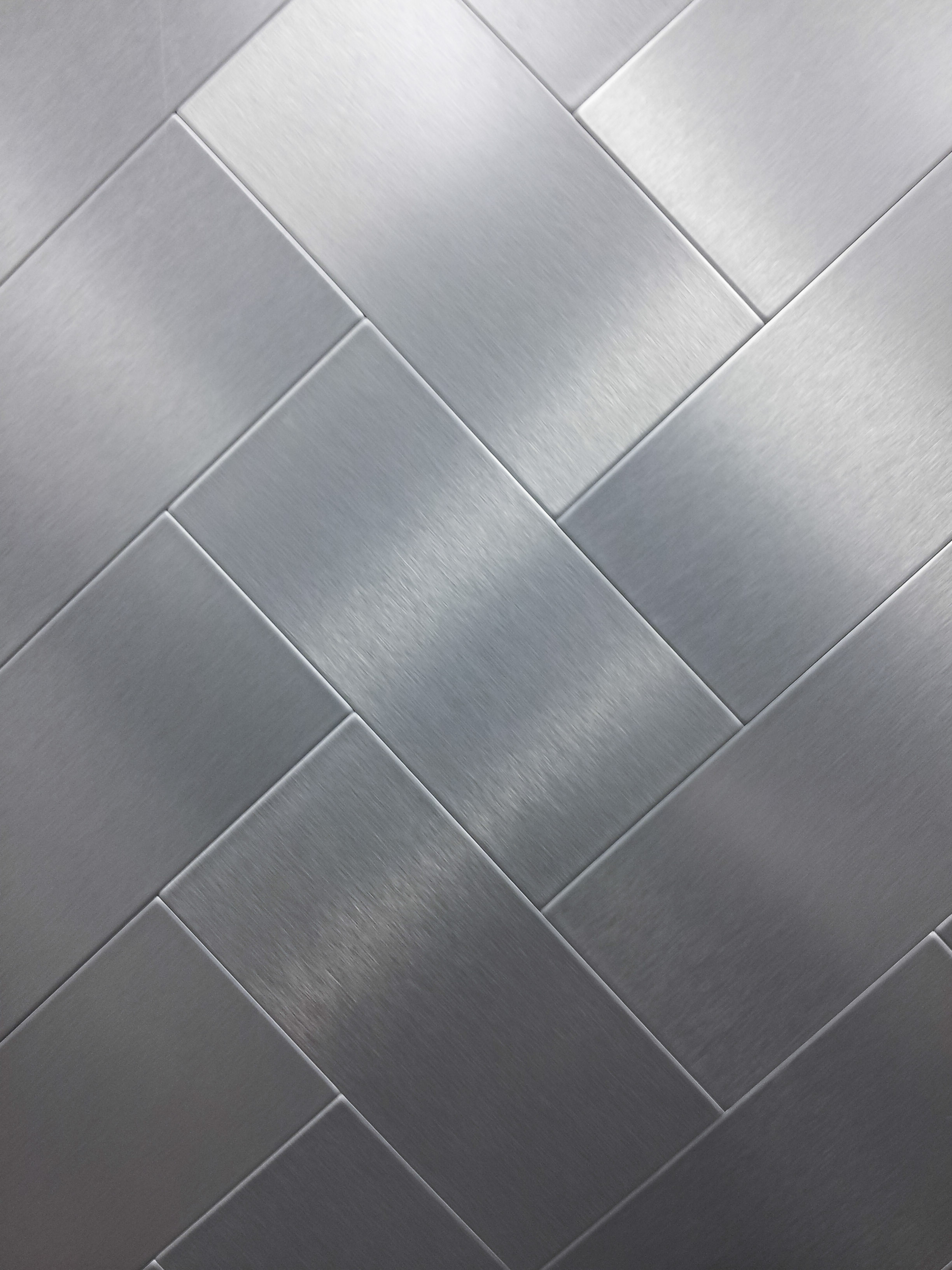 ... brushed silver metal texture tile surface clean aluminum surface stock photo ...