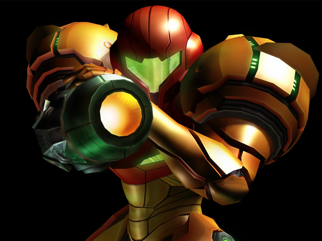 and we could have a Metroid action adventure more in line with the Ninja Gaiden or ...