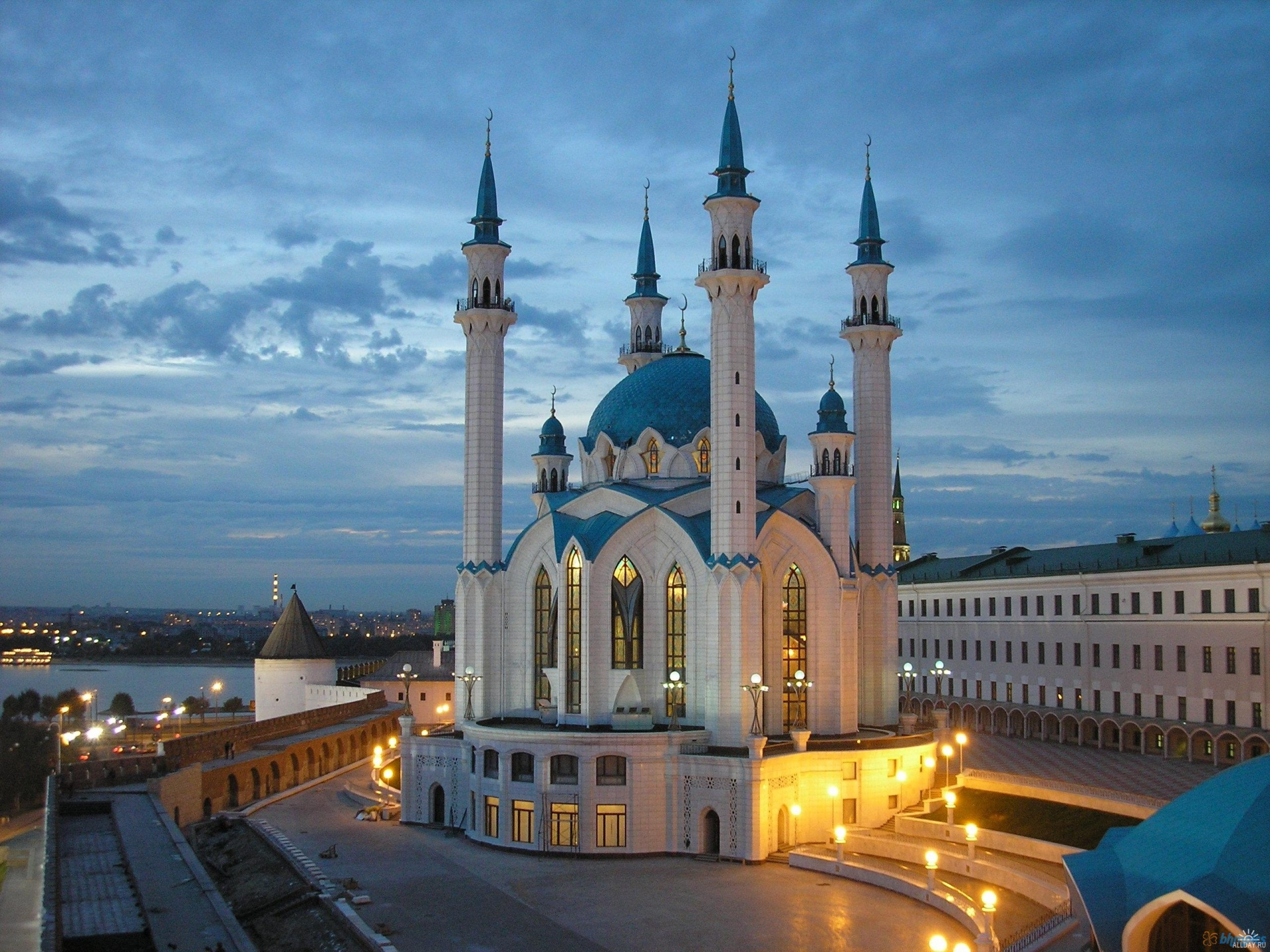 Beautiful mosques and Wallpapers