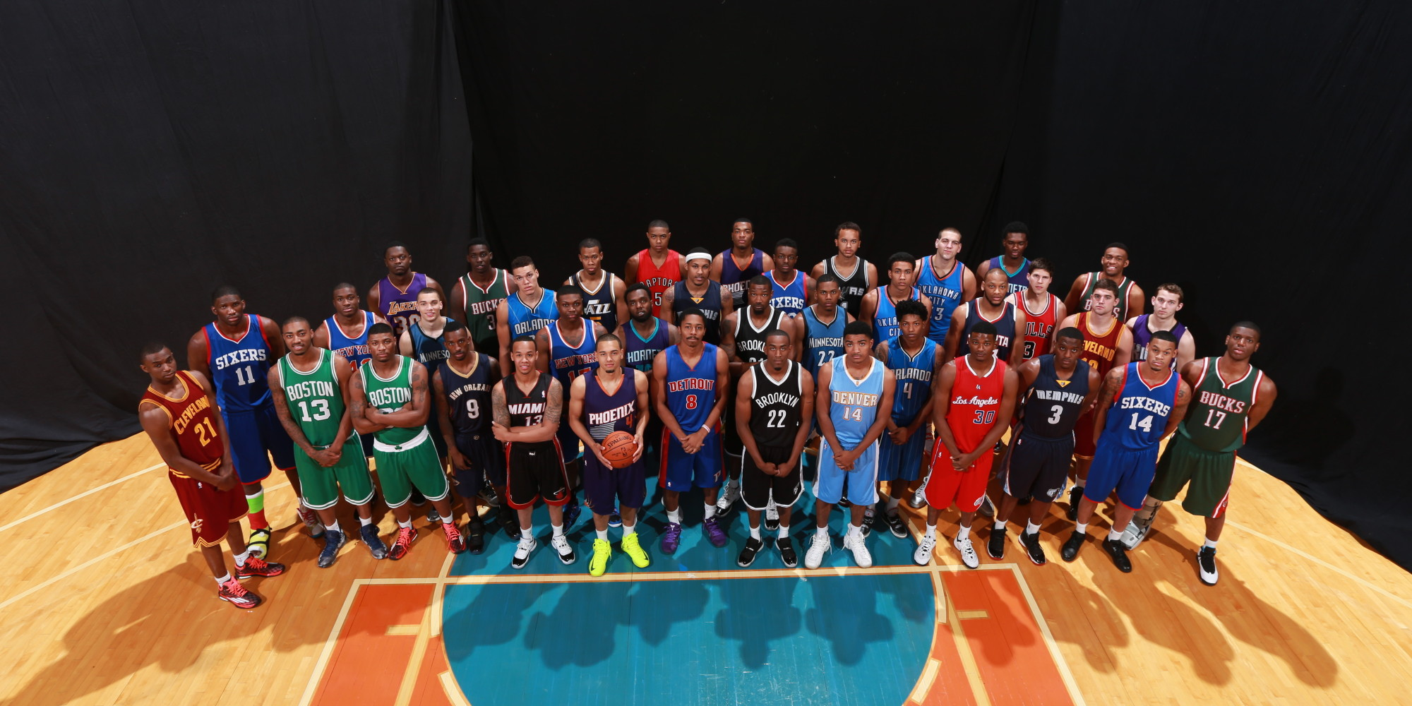 Hereu0026#39;s What It Really Looks Like To Be An NBA Rookie