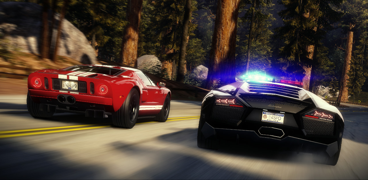 Need For Speed Hot Pursuit Ea Games Hd Wallpapers