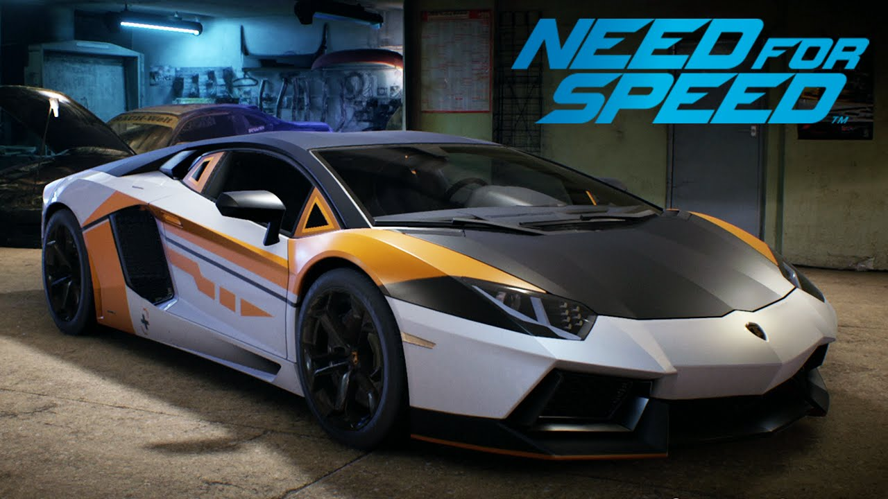 Need for Speed 2015 - Asiimov / Redline Paint Job ...