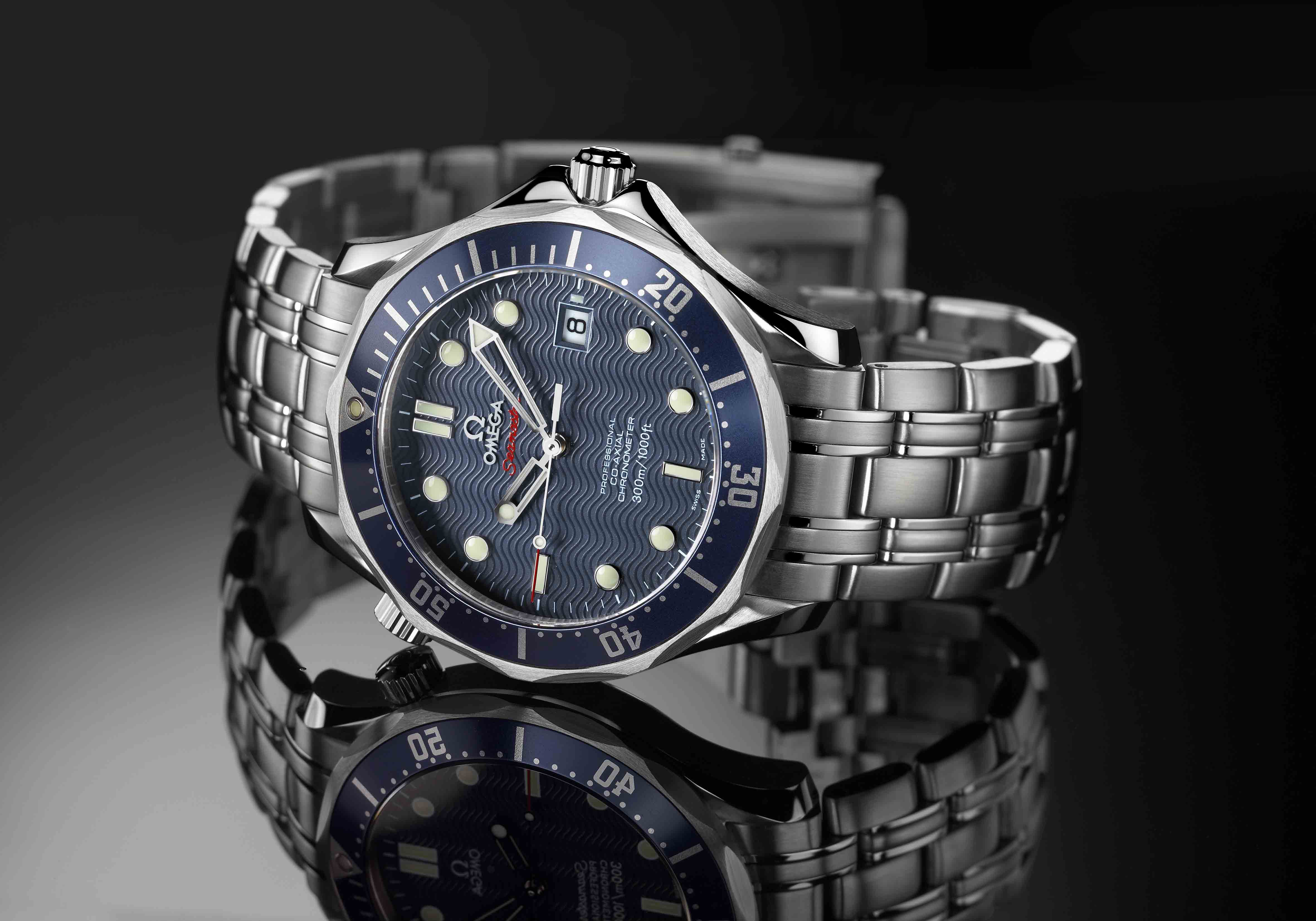THE SEAMASTER 300 u0026quot;SPECTREu0026quot; LIMITED EDITION