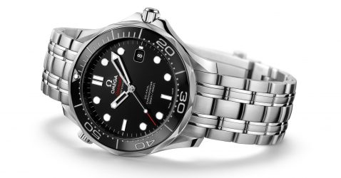 The OMEGA Seamaster Diver 300M