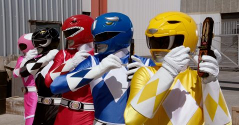 Power Rangers Super Megaforce - All Legendary Ranger Mode Fights (Episodes 1-20) - YouTube