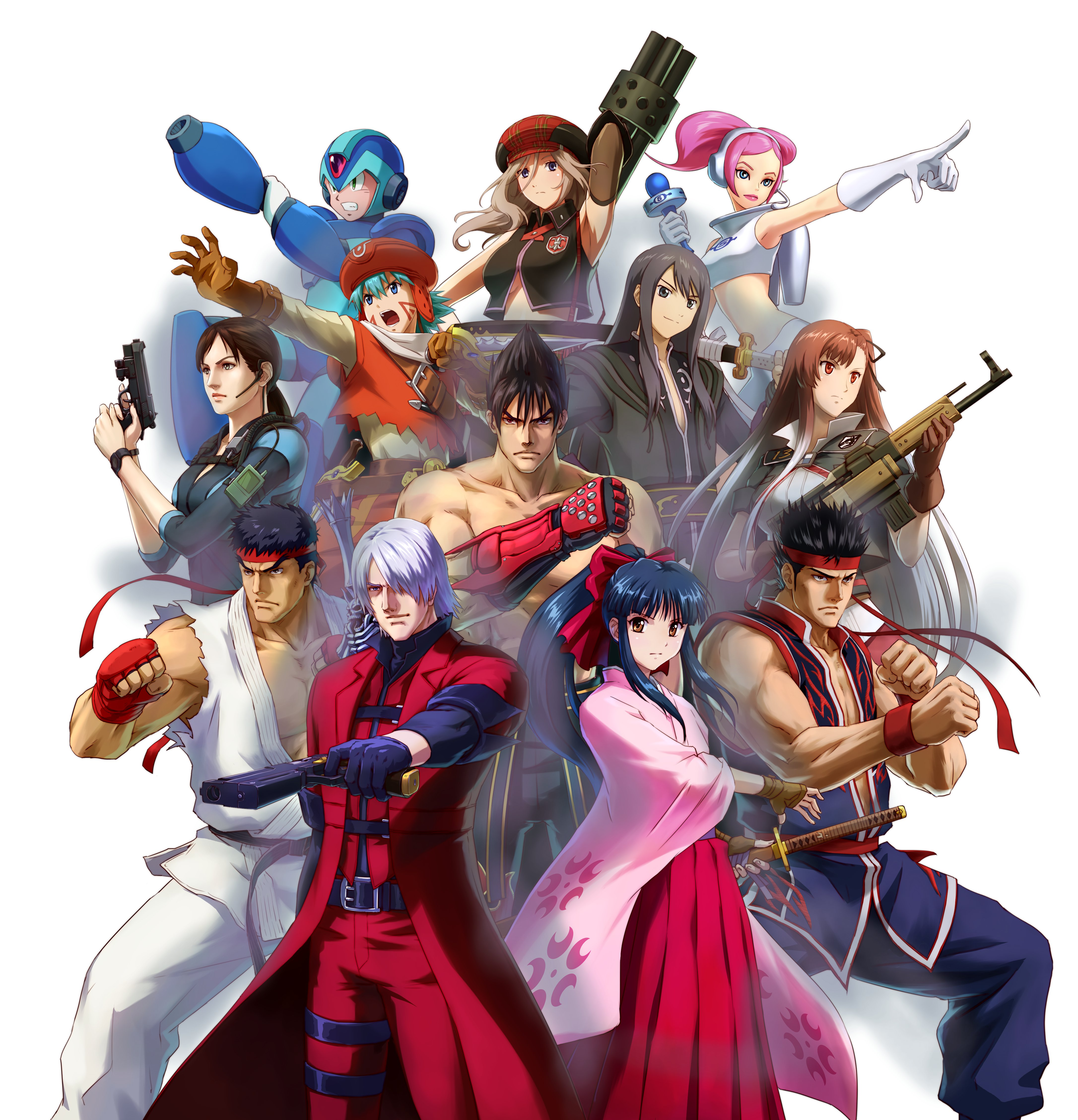 Project X Zone: All Heroes by TheGamerLover ...