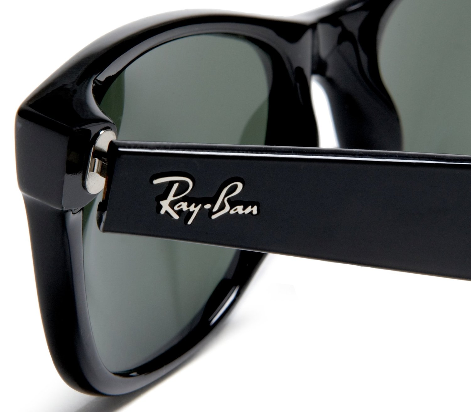 Ray Ban logo Editorial Stock Photo