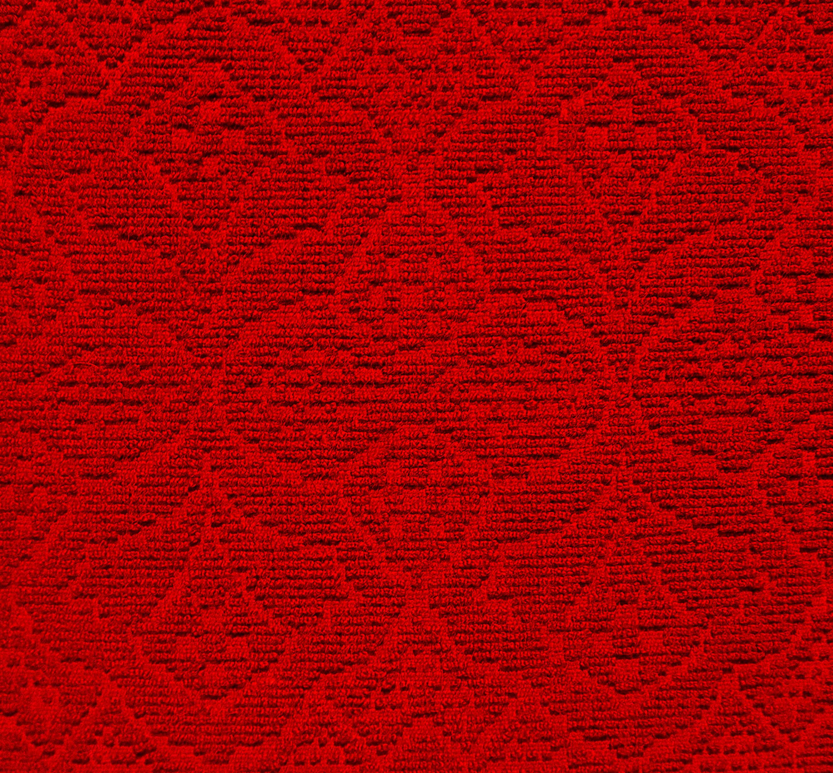 Red Fabric Pattern Free Texture