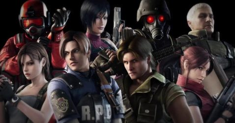 Top 10 Resident Evil Characters - YouTube