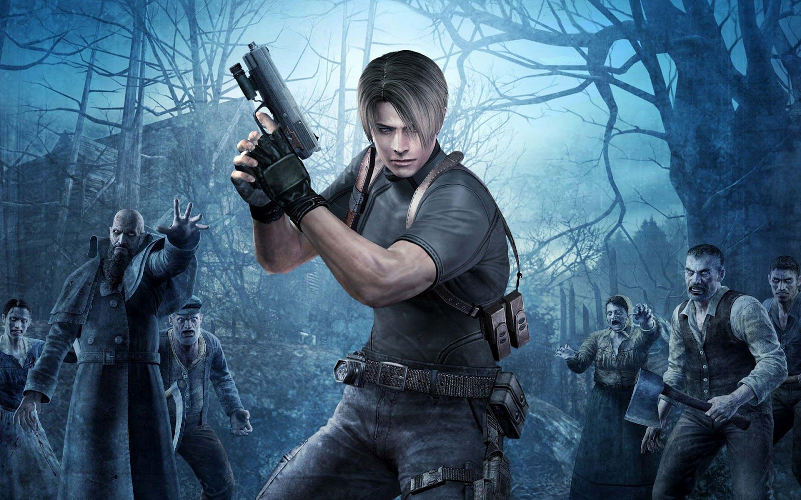 Capcom has NFI what itu0026#39;s doing with Resident Evil