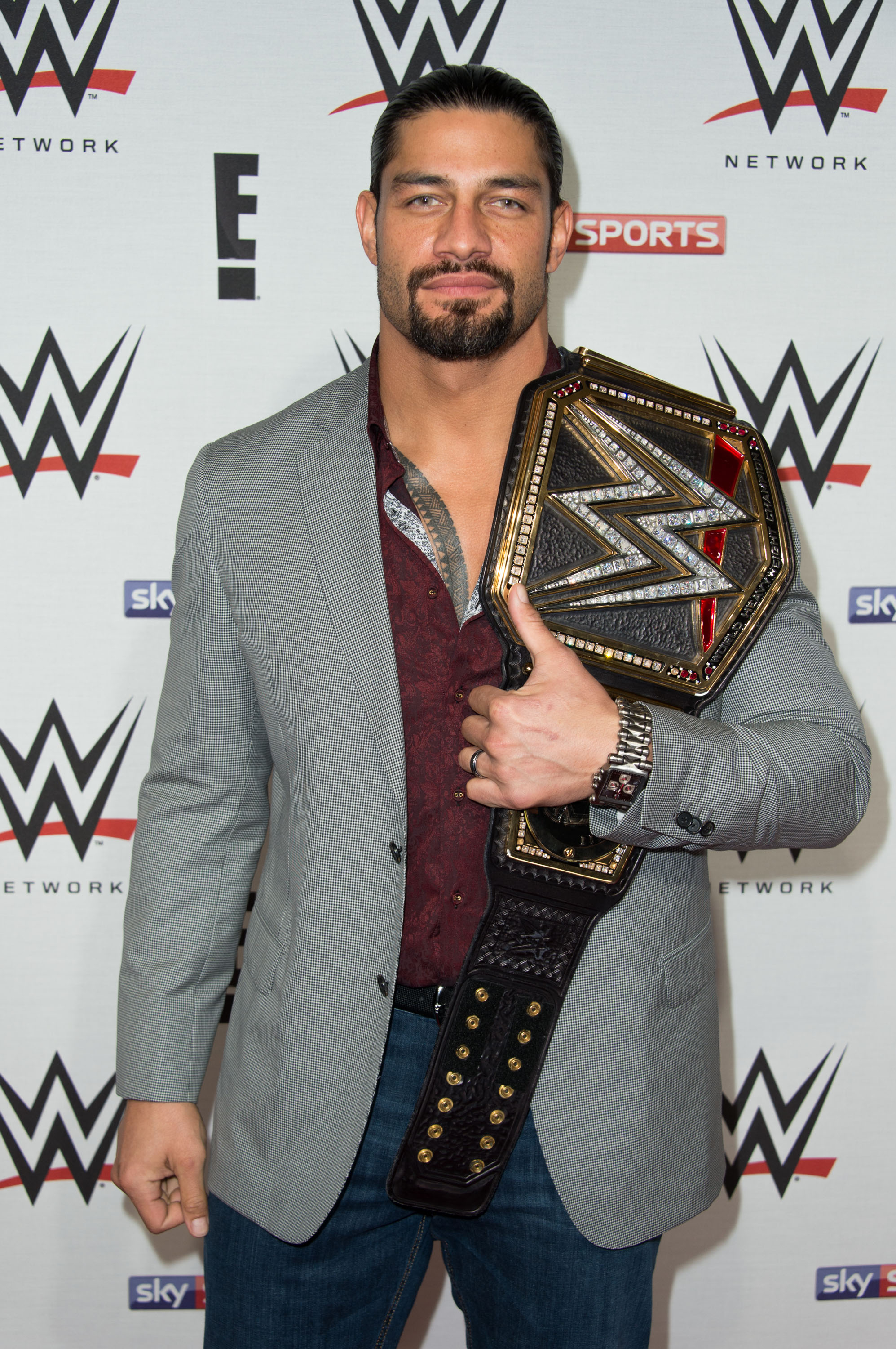 Big Update: Roman Reigns Likely Underwent Surgery for a Pre-Existing Nose Condition