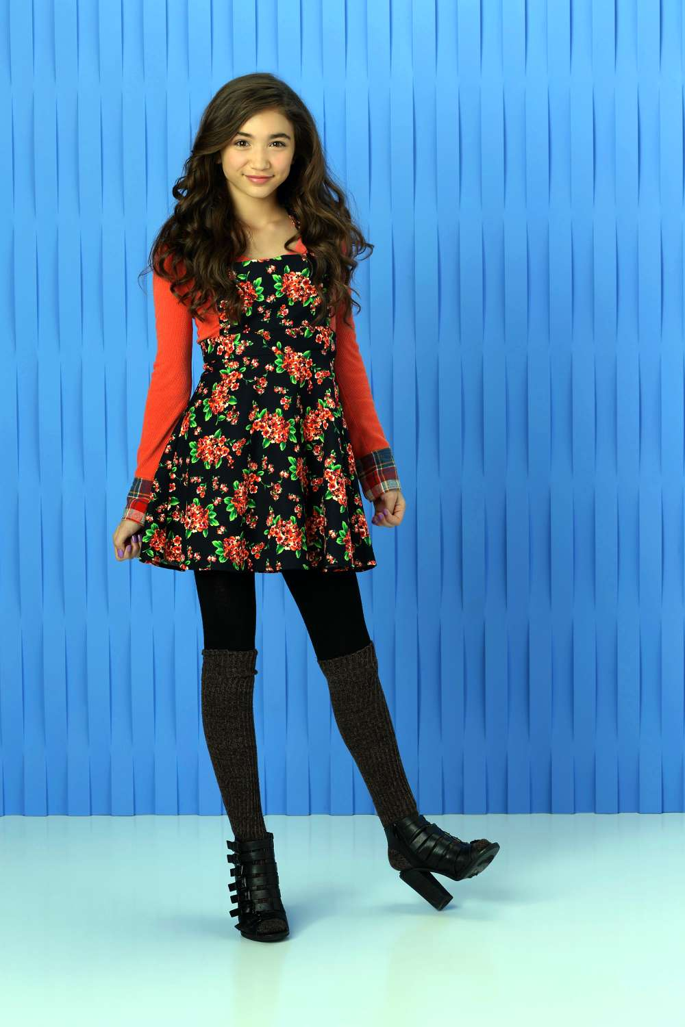 Disney Channel u0026quot;Girl Meets Worldu0026quot; Star Rowan Blanchard Identifies As Queer - J-14