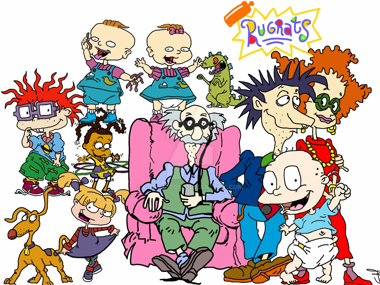 Rugrats Wallpapers HD Backgrounds