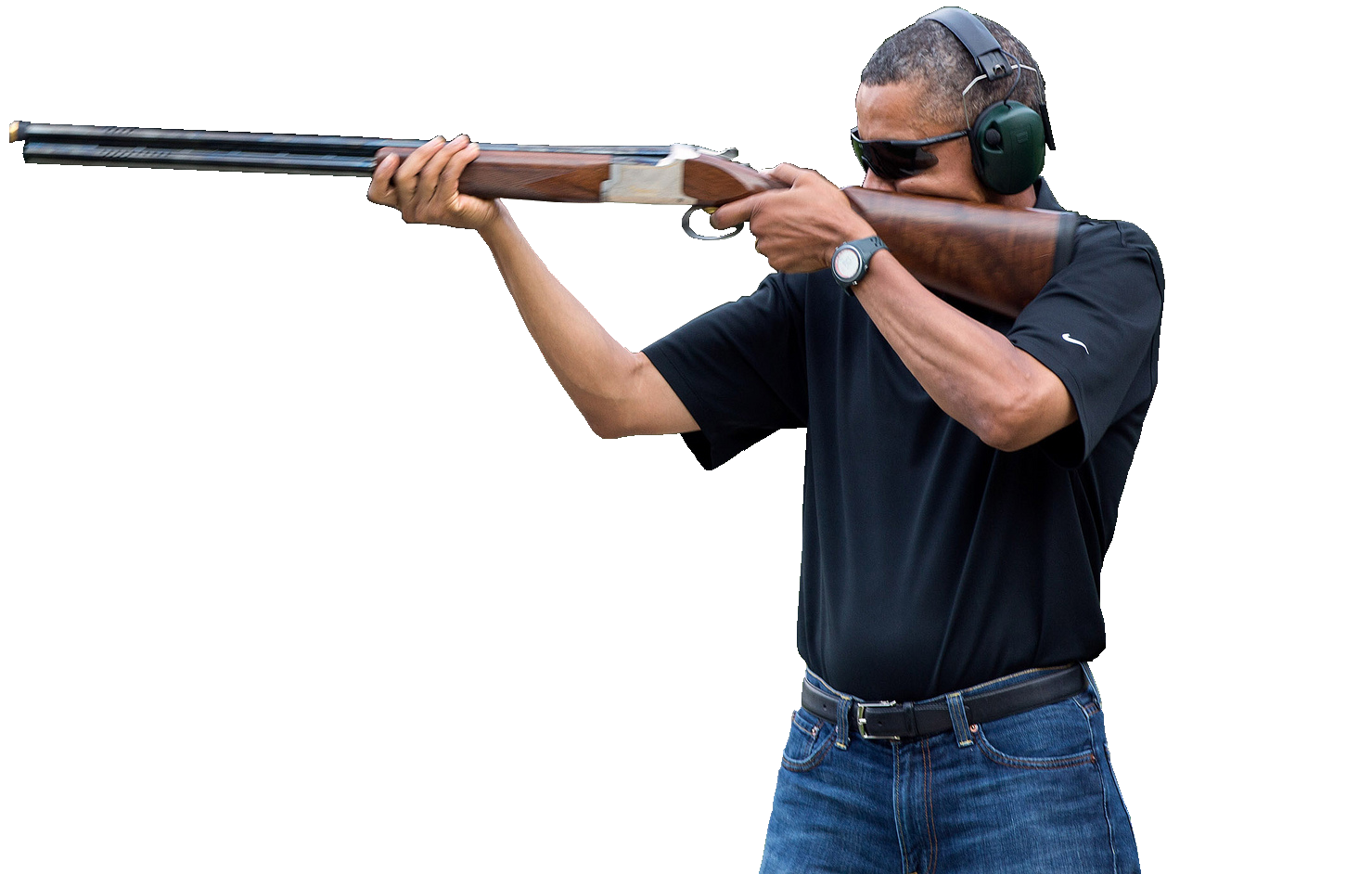 Obama shooting (exploitable)