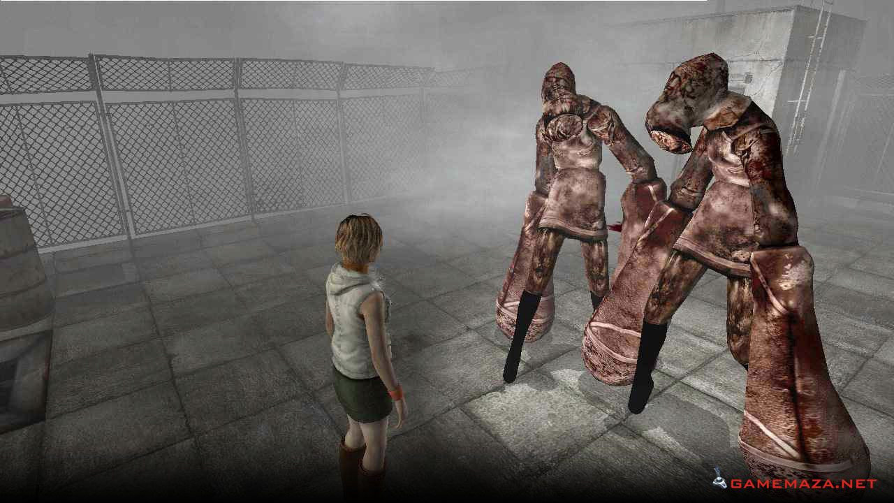 Silent Hill 2 Gameplay Screenshot 1