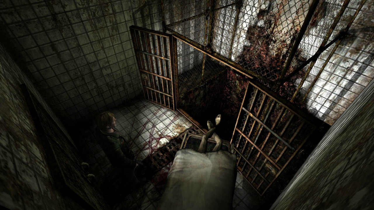 Silent Hill 2 Wallpapers Hd Backgrounds