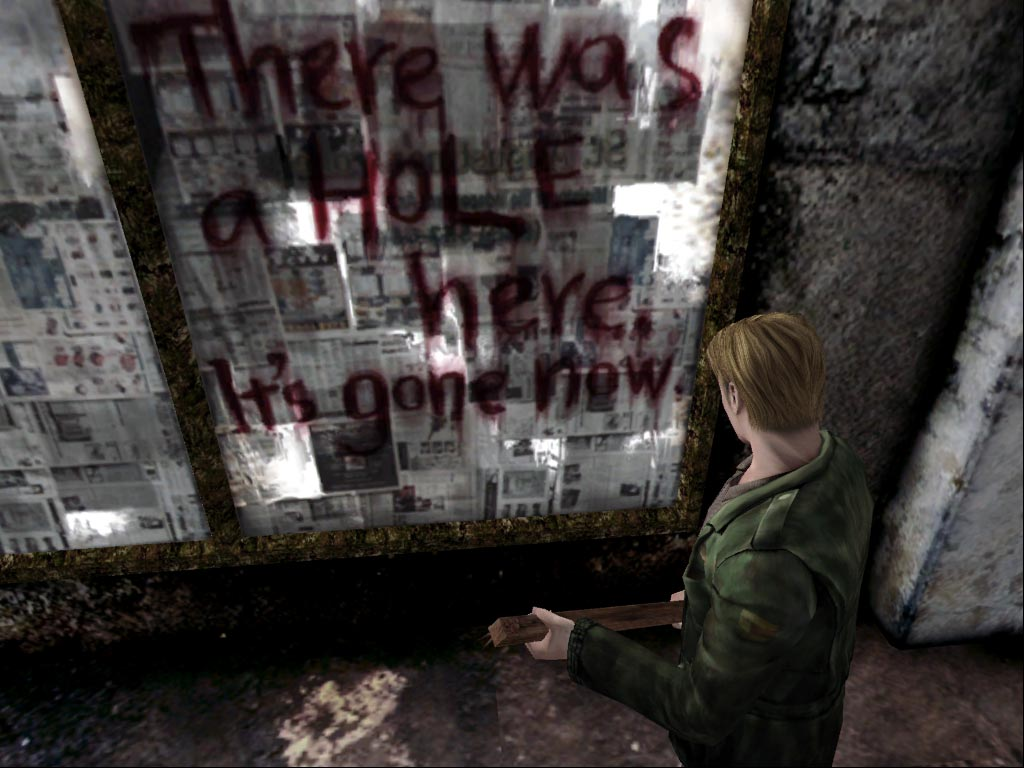 The Silent Hill trans-gender ...