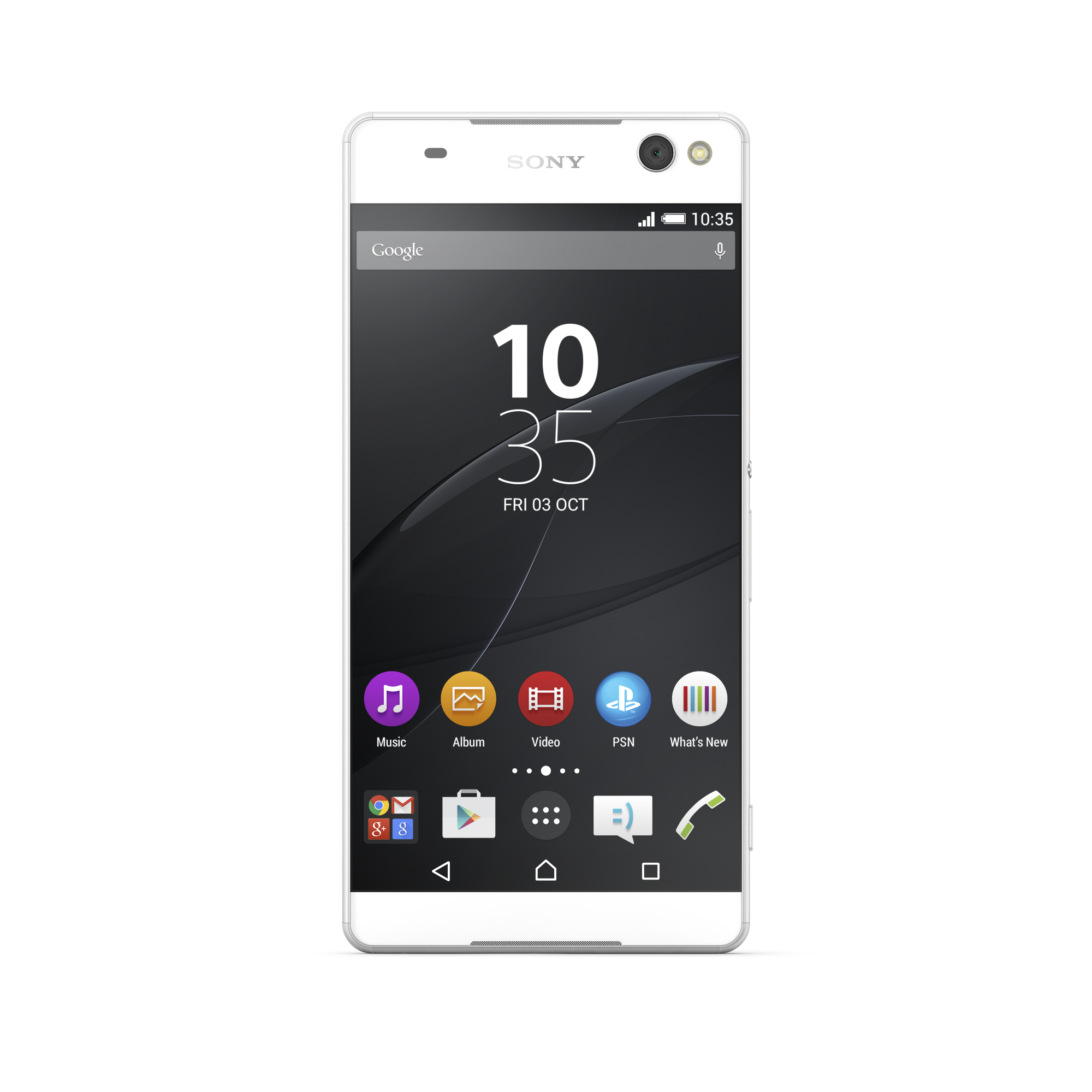 Xperia C5 Ultra Dual is the best selfie phone from Sony
