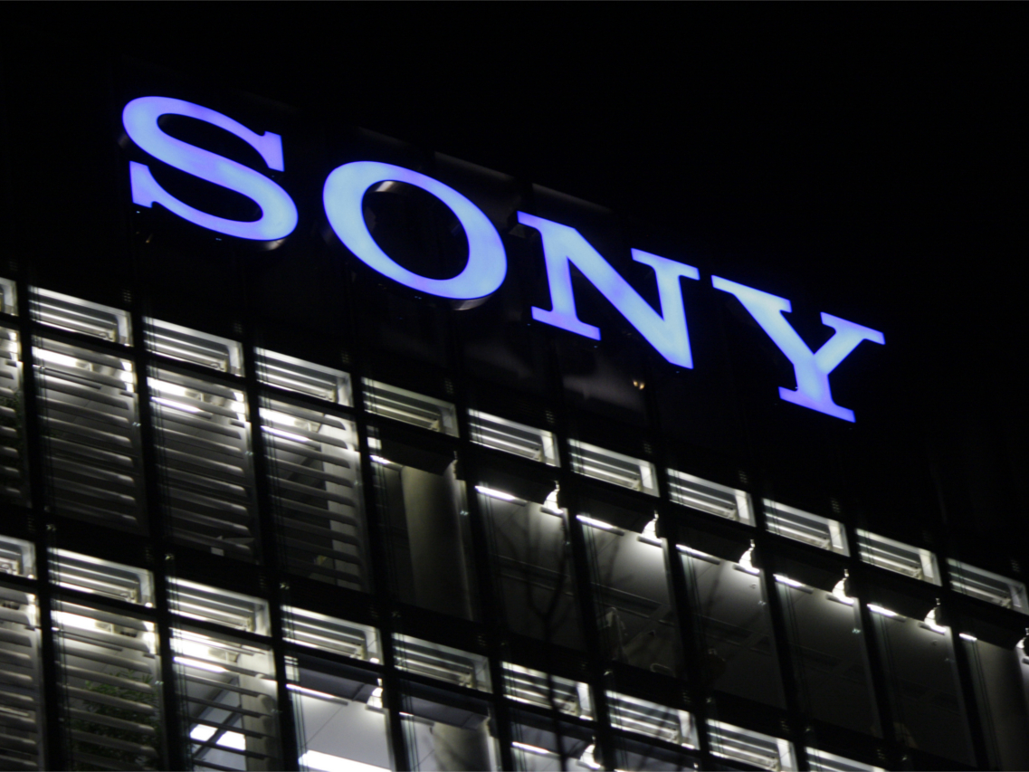 Sony Books Highest Q1 Profit Since 2006 on Strong Sensor Sales