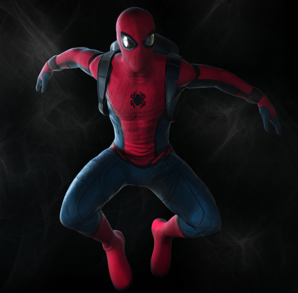Marvelu0026#39;s Spider-Man: Homecoming - Comic Con CONCEPT Trailer (2017) TOM HOLLAND