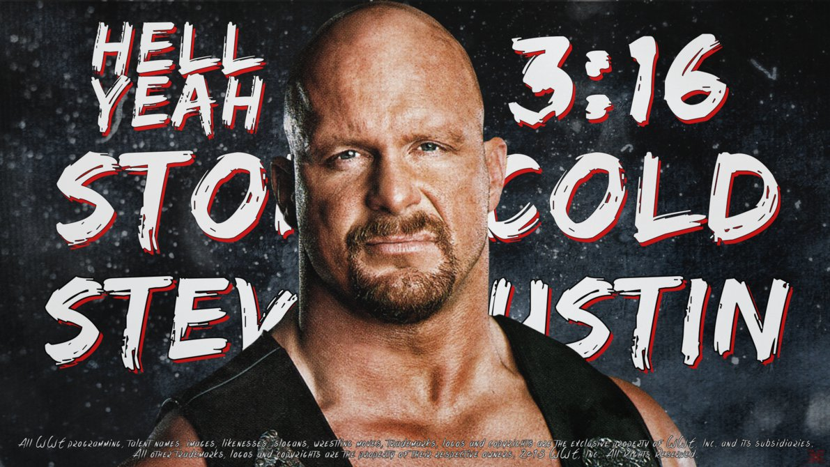 Stone Cold Steve Austin Wallpaper(By Ethereal)(V4) by EtherealEdition ...