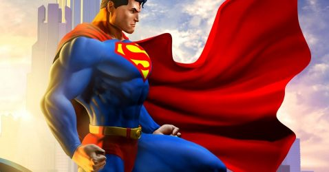 Cancelled Superman Video Game Footage Revealed