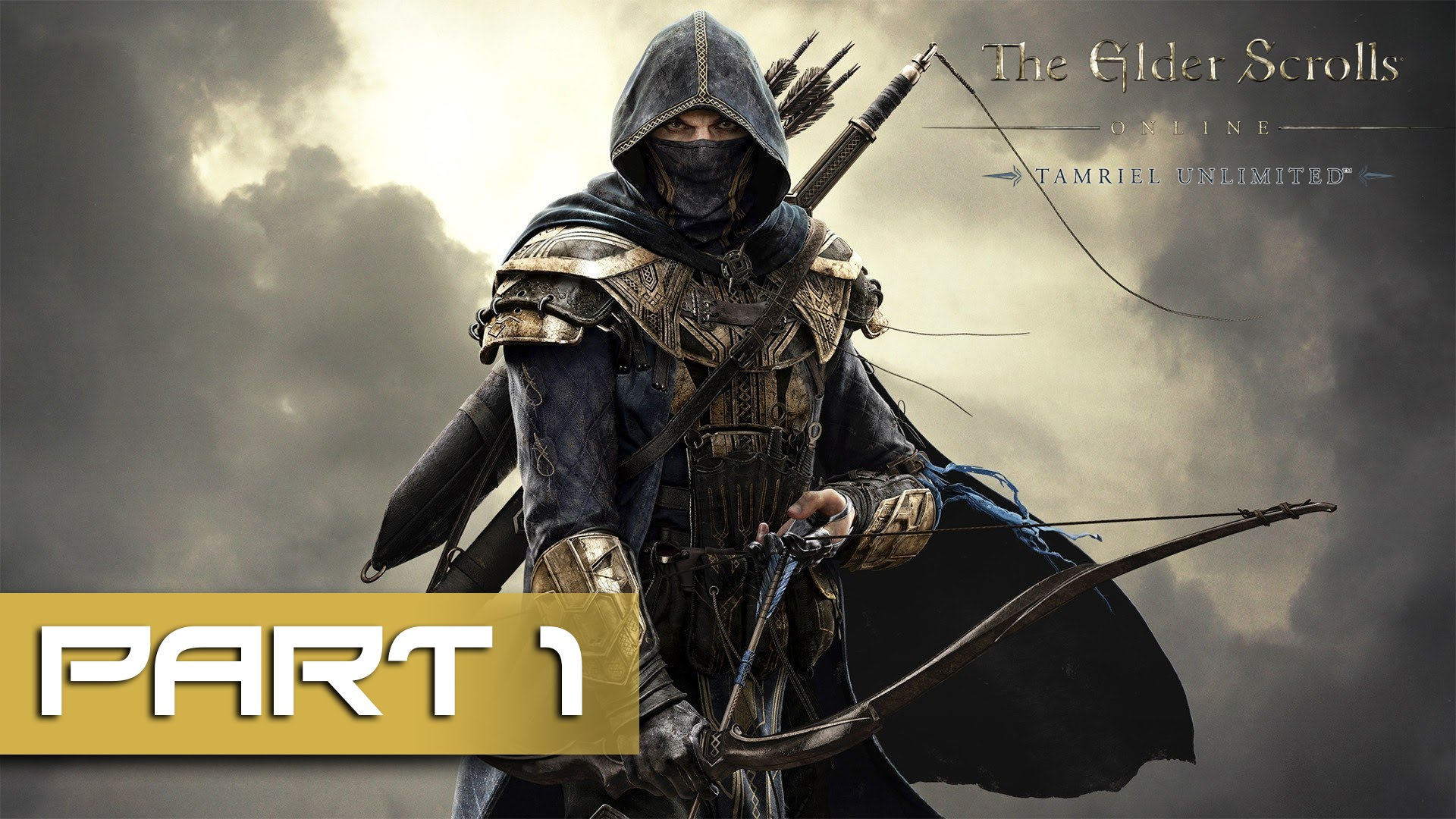 The Elder Scrolls Online Tamriel Unlimited - Gameplay Walkthrough Part 1 - So Much Has Changed - YouTube