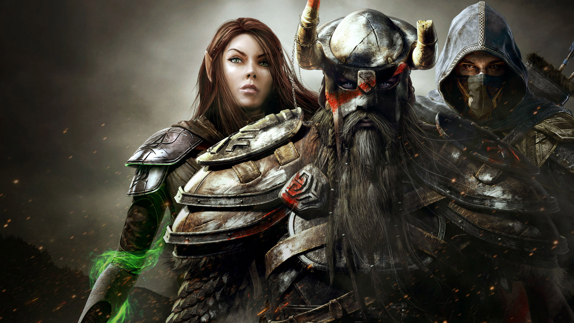 132 The Elder Scrolls Online HD Wallpapers | Backgrounds - Wallpaper Abyss