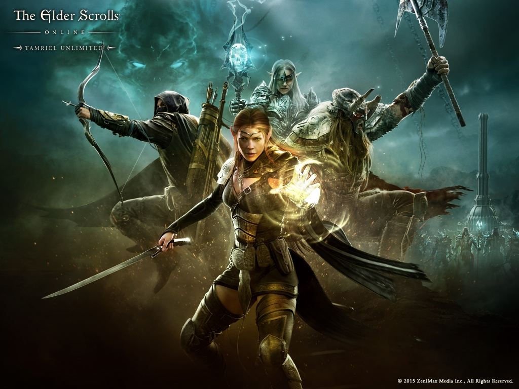 The Elder Scrolls Online Gets New Character Creation Trailer | News | Prima Games