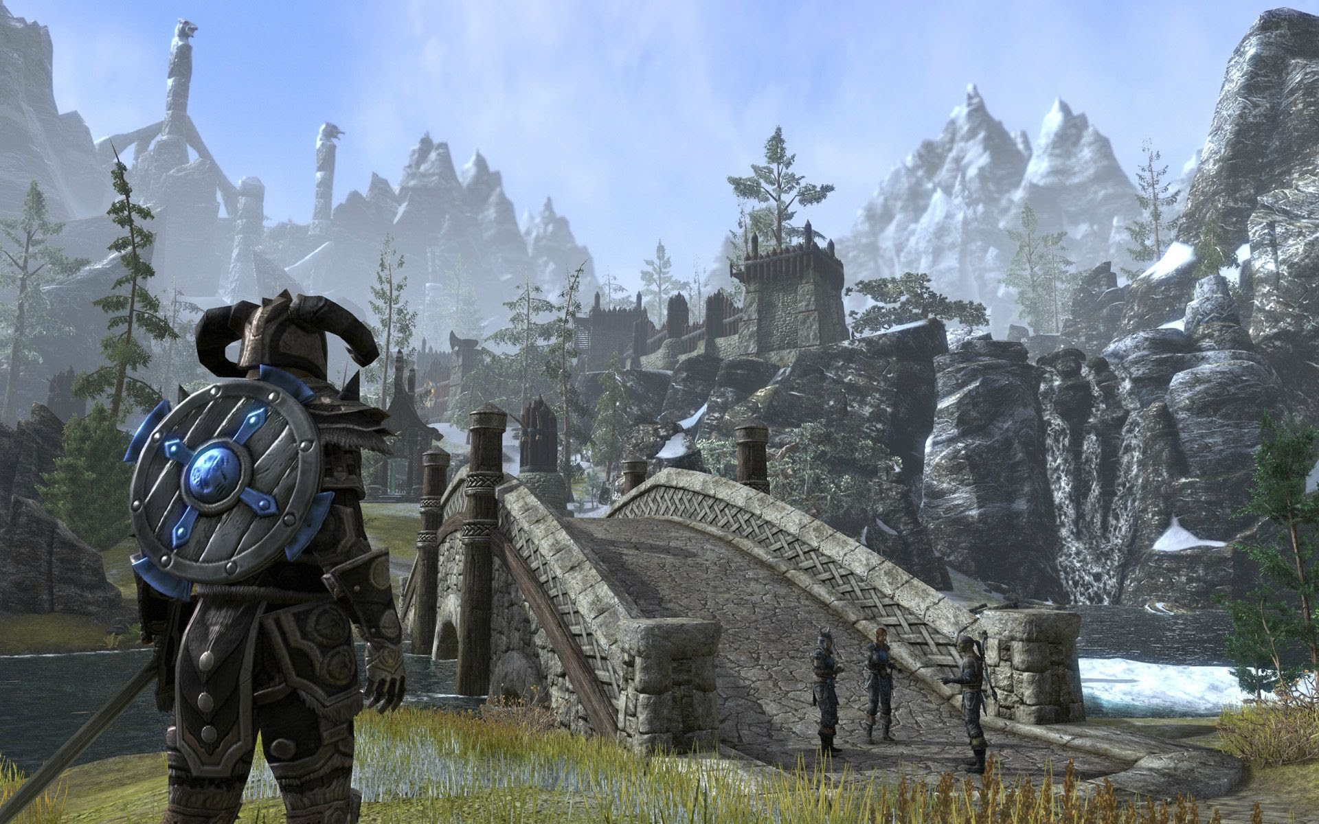 Bethesda Confirms The Elder Scrolls Online Release Date for PS4 and Xbox One [UPDATE] - CraveOnline