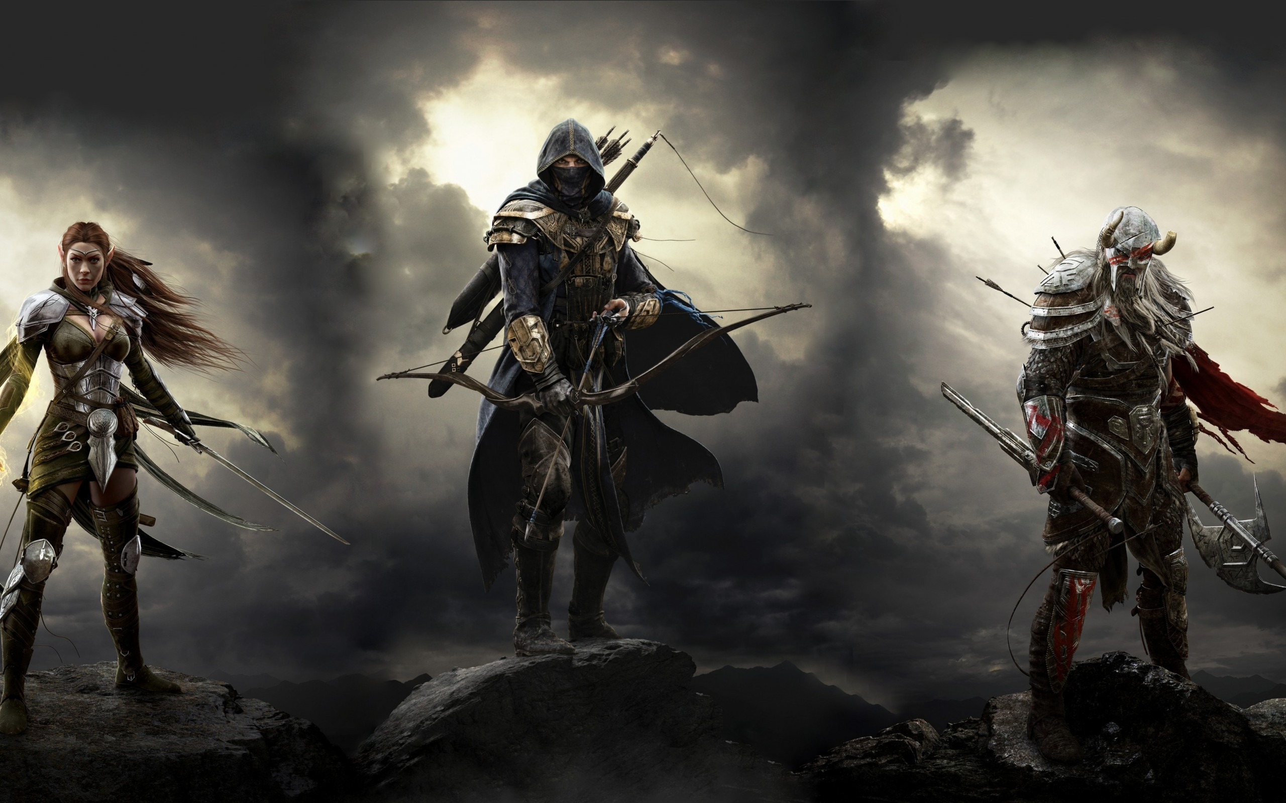 HD Wallpaper | Background ID:533756. 2560x1600 Video Game The Elder Scrolls Online