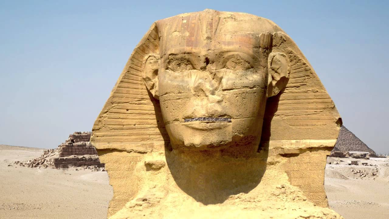 The secrets of the Sphinx - Built by a civilization predating the Egyptians?