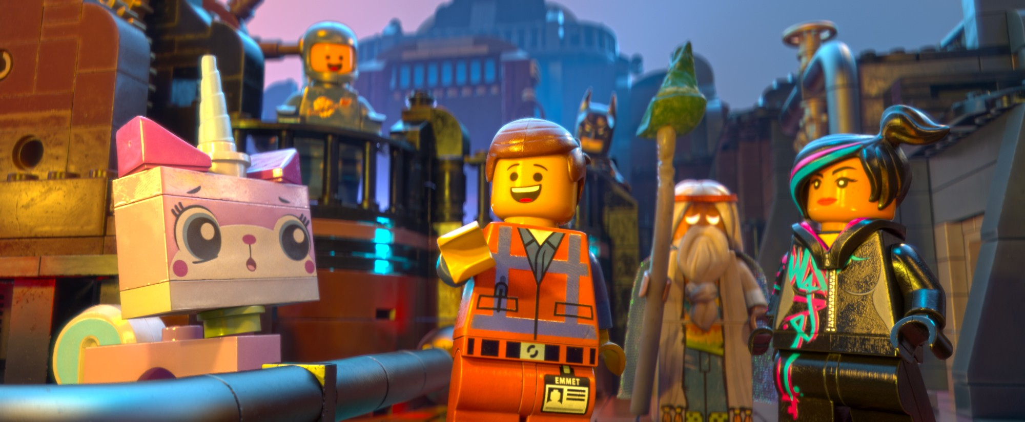 ... The Lego Movie ...