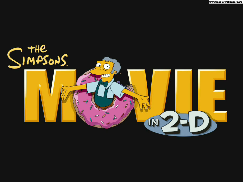 The Simpsons Movie Wallpapers Hd Backgrounds