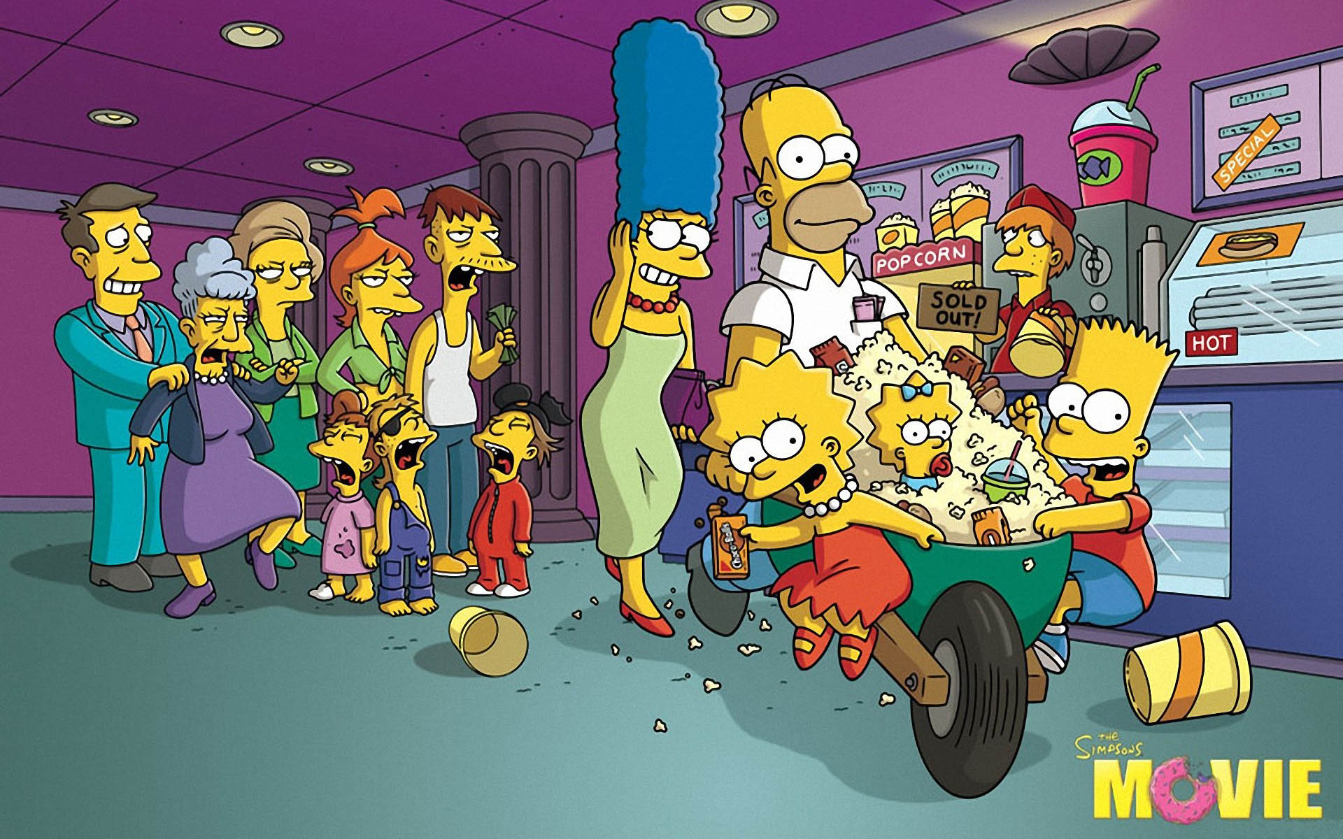 No New Simpsons Movie for At Least Ten Years? But Iu0026#39;m bored now. | Den of Geek