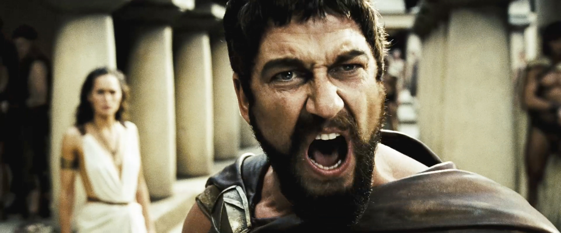 u201cThis is madness!u201d u201cMadness? THIS IS SPARTA!u201d
