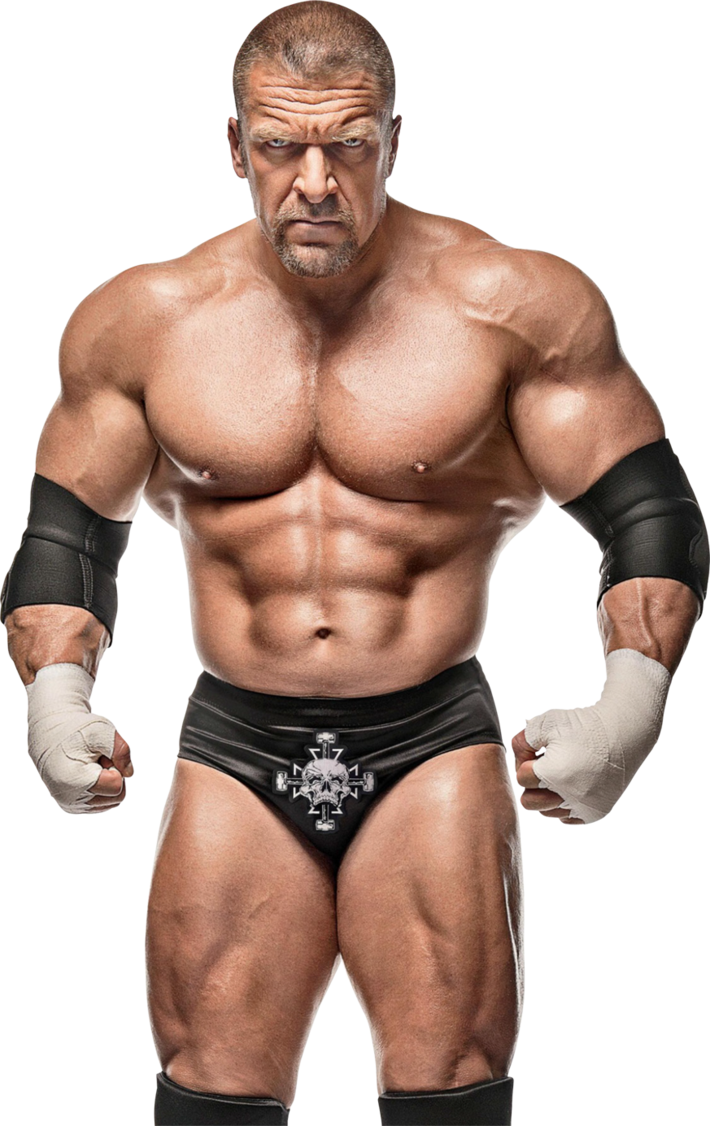 Triple H Transparent PNG