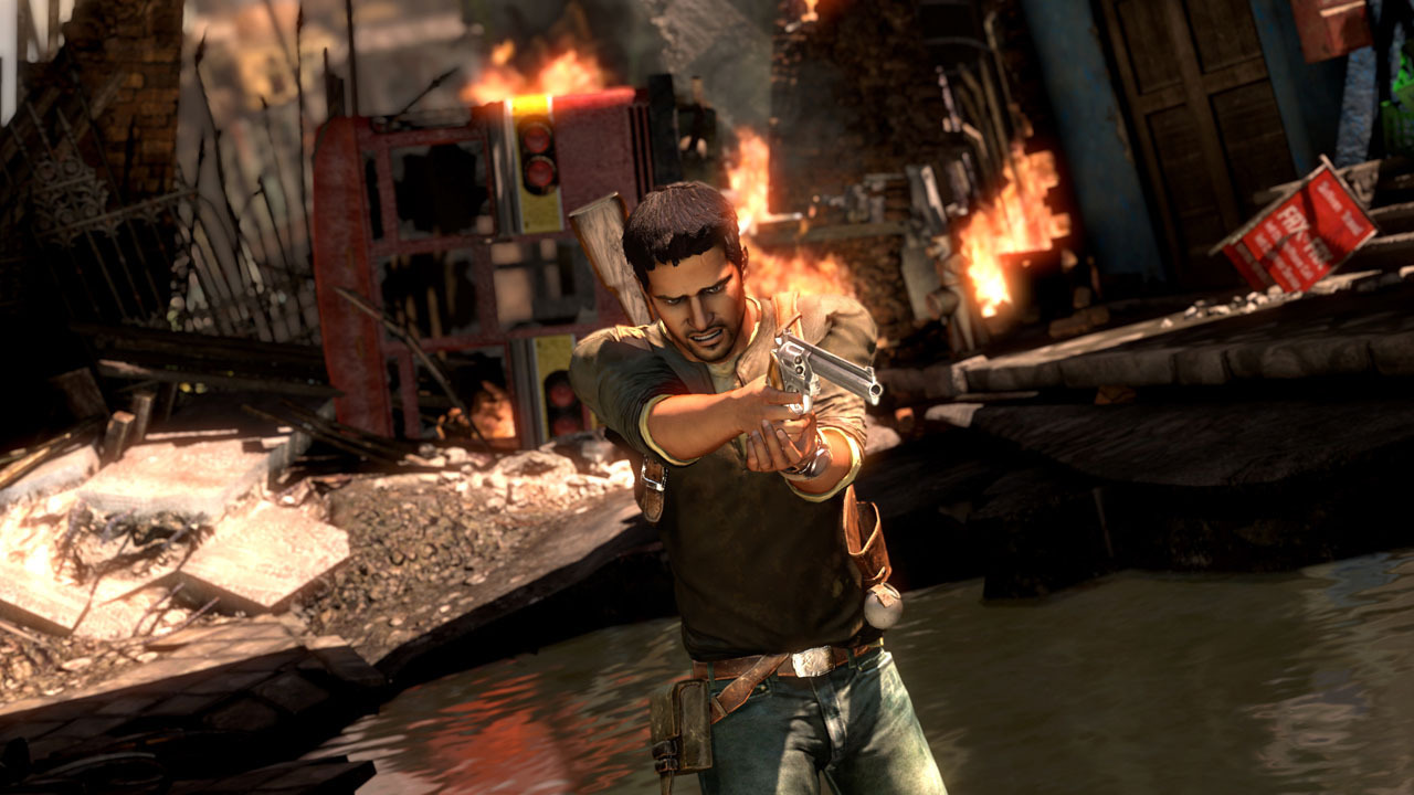 ... uncharted 2: among thieves wallpaper ...