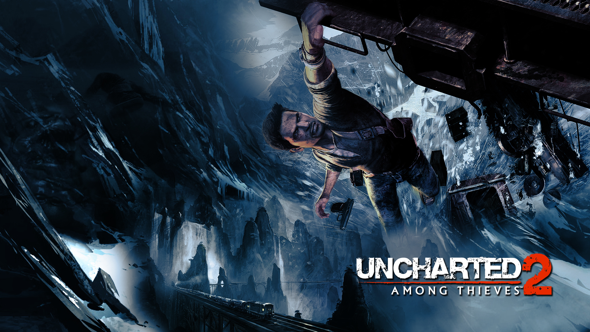 Uncharted 2. Uncharted 2: Among Thieves ...