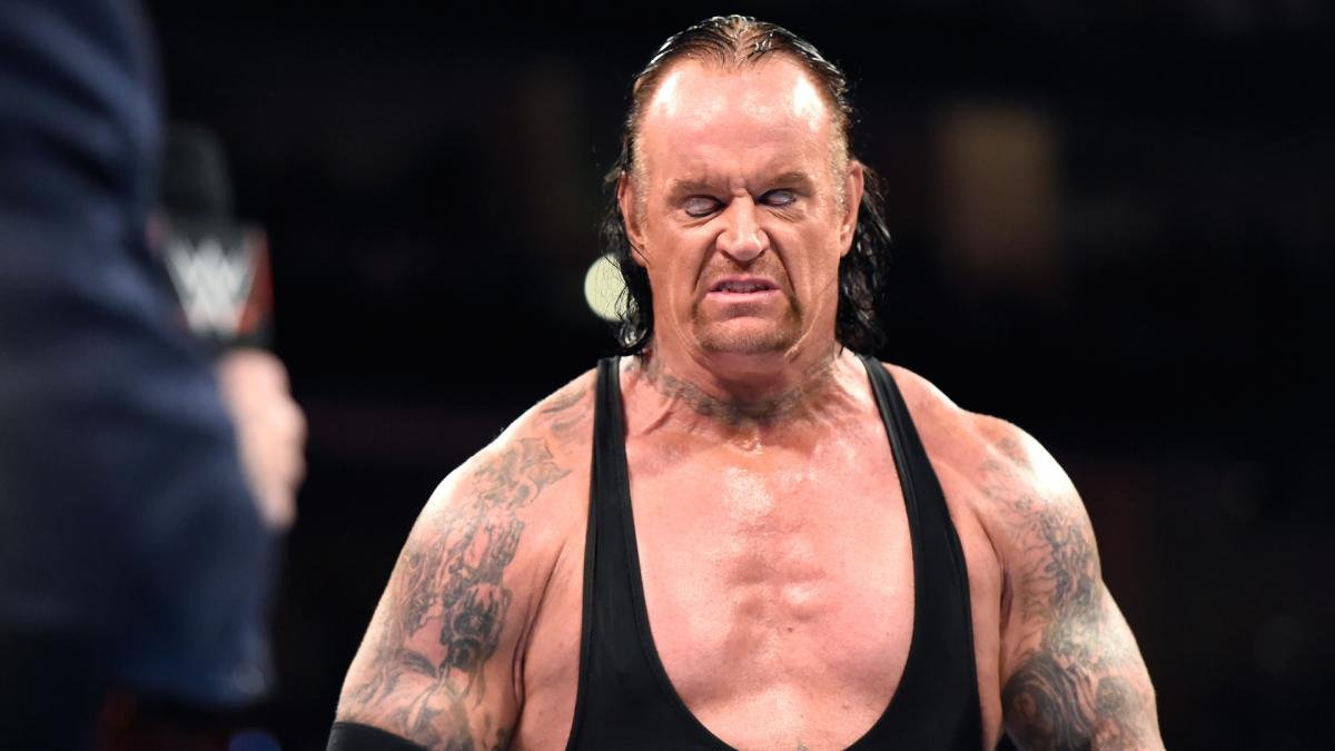 Undertaker Evolution - 25 years in pictures