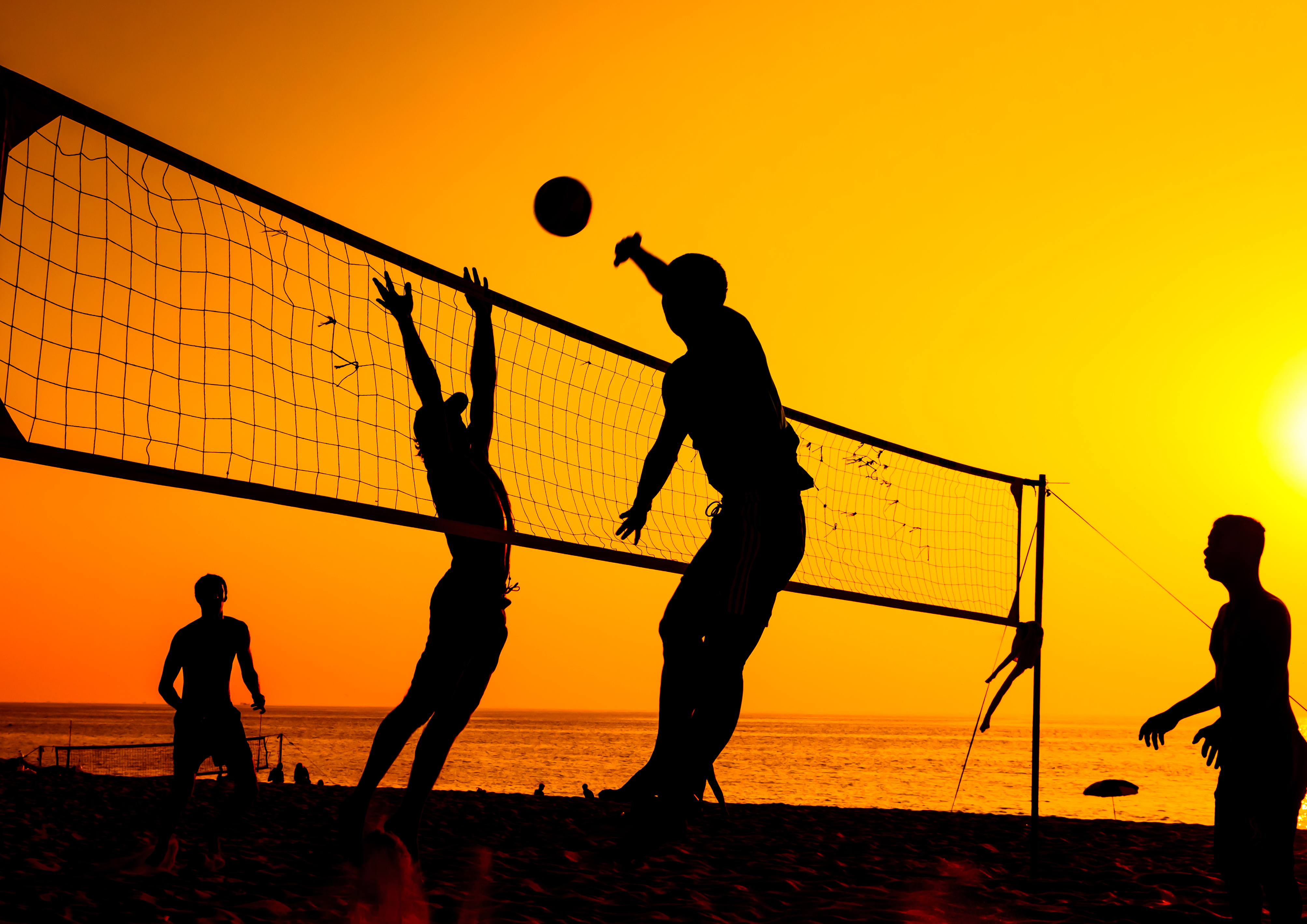 Volleyball Backgrounds: Volleyball Wallpapers HD Backgrounds