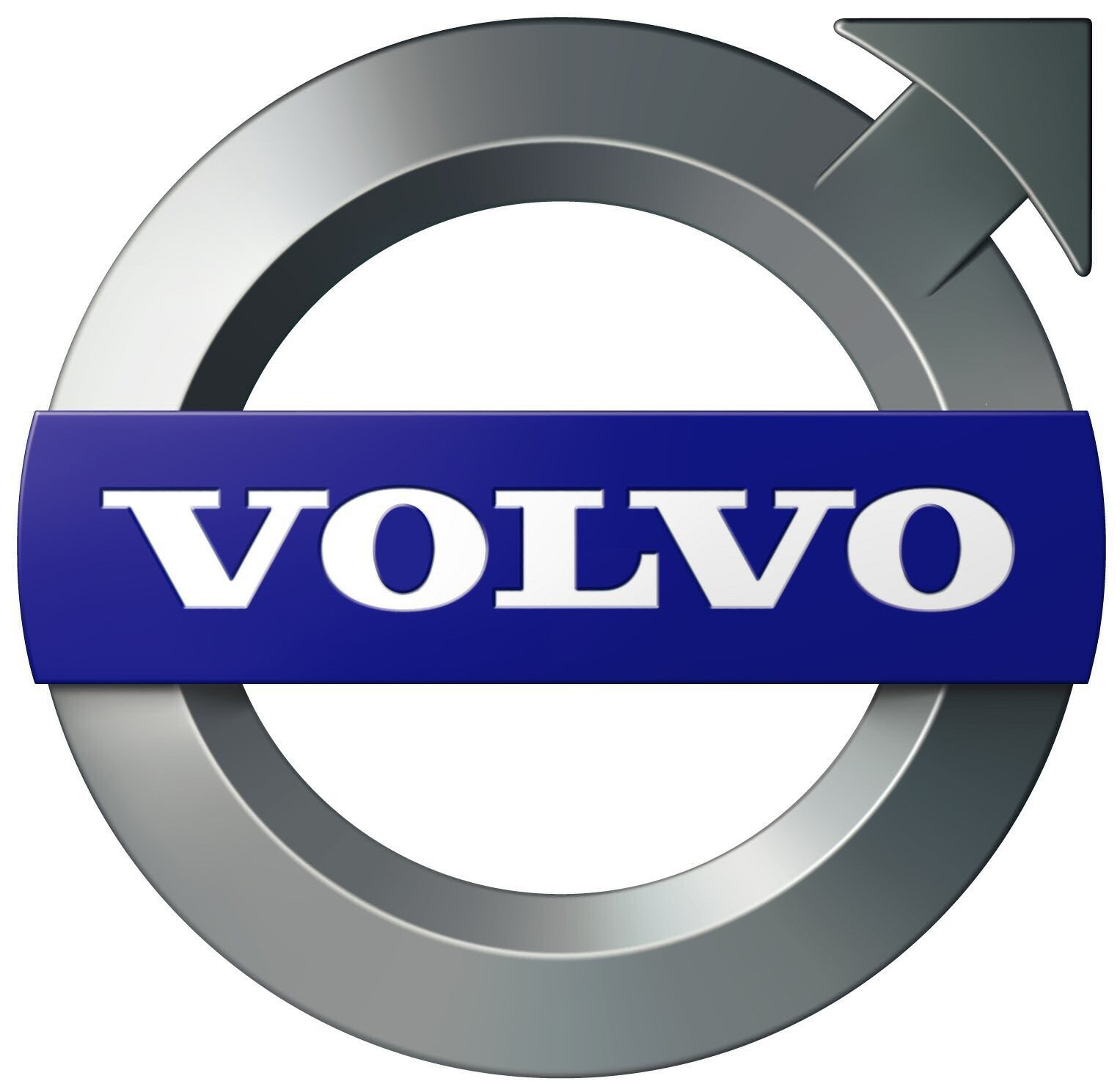 Color of the Volvo Logo