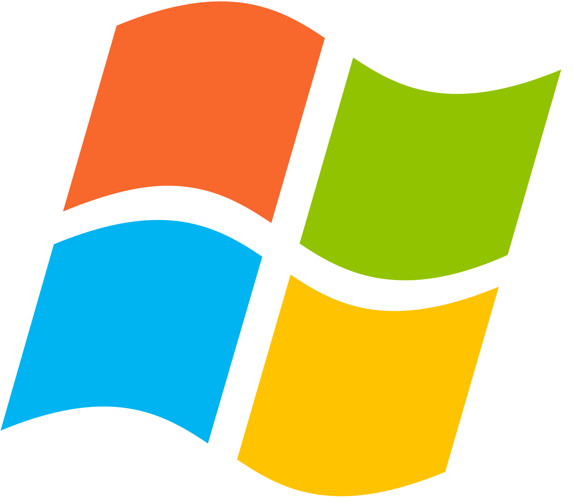 Windows logo - 2002u20132012 (Multicolored).svg